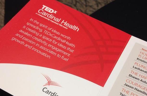 TEDxCH PPP program